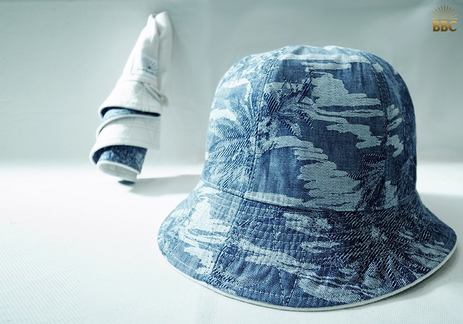 BlueBooksCO. セミオーダーCAP and HAT